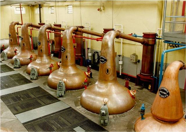 Pot still whisky