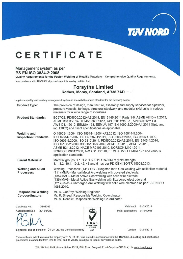 ISO 3834-2 Certificate 2018-page-001